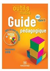 Les nouveaux outils pour les Maths CE2 (cycle 2) - Guide Pédagogique + CD ROM - Programme 2016 de Marie-Laure Frey-Tournier