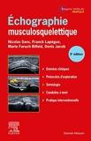 Echographie musculosquelettique