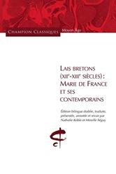 Lais Bretons (XIIe-XIIIe siècles) - Marie de France et ses contemporains de Nathalie Koble