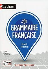 La grammaire française de Marie-Josée Bavencoffe