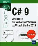 C# 9 - Développez des applications Windows avec Visual Studio 2019