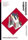 Modern Architecture (World of Art) /anglais