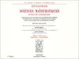 Encyclopédie des sciences mathématiques, tome IV-volume 6