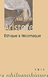 Ethique à Nicomaque d'Aristote