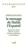 Le message de Hallâj l'Expatrié