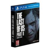 Sony, The Last of Us Part 2 sur PS4, Jeu d'action et d'aventure, Édition Spéciale, Version physique, En français, 1 joueur, PEGI 18