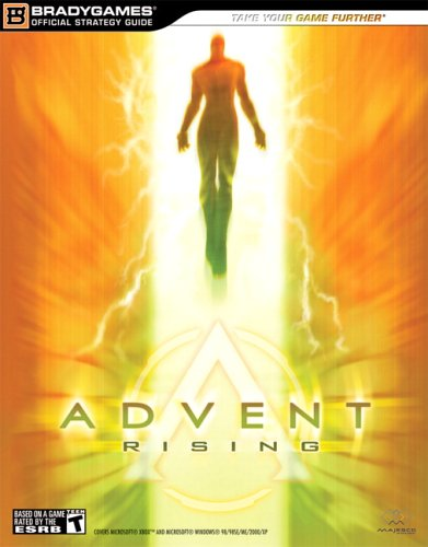 Advent Rising Official Strategy Guide
