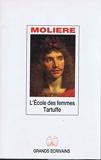 L'école des femmes et Tartuffes - 2 Comédies - Grands écrivains choisis par l'Académie Goncourt - 01/01/1992
