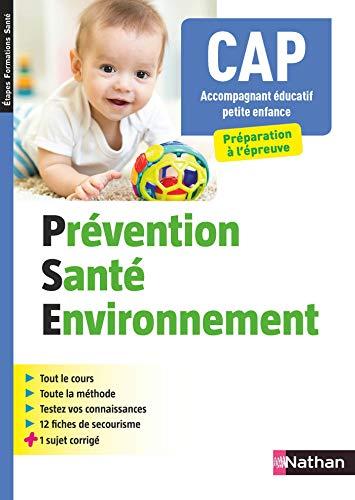 Prévention Santé Environnement - CAP Accompagnant Educatif Petite Enfance - 2019 (CONCOURS PARA-MEDICAUX) - Format Kindle - 6,99 €