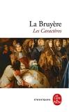 Les Caractères - Le Livre de Poche - 01/09/1976
