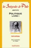 La politique, livre 1 - Nathan - 01/09/1998