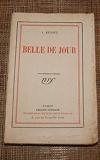 Belle de jour - Gallimard - 12/01/1929