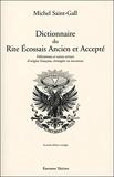 Dictionnaire du Rite Ecossais Ancien et Accepté