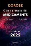 Dorosz Guide Pratique Des Medicaments 41e