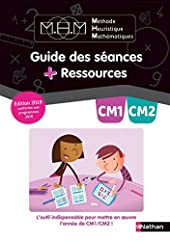 MHM - Guide des séances + Ressource CM1/CM2 de Nicolas Pinel