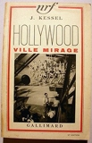Hollywood ville mirage. - Gallimard