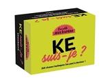 Les petits jeux d'apéro - Ke suis-je ? Ke suis-je ? - 260 choses loufoques (ou pas) à deviner !
