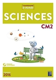Sciences CM2 NE + Evaluations - Livre avec 1 CD-Rom