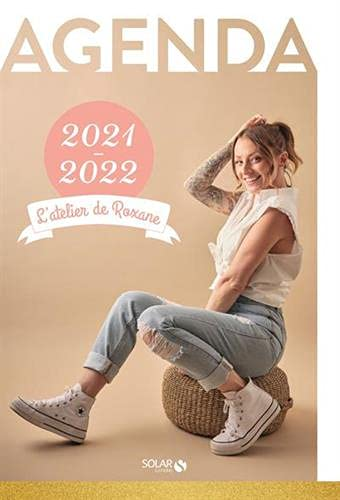 Agenda L'atelier de Roxane 2021-2022