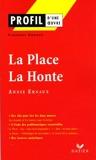 La Place, La Honte, d'Annie Ernaux