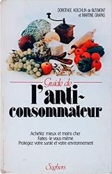 Guide De L Anti Consommateur de Martine Grapas