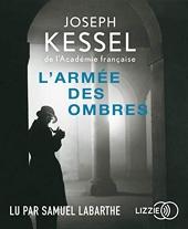 L'armée des ombres de Joseph KESSEL