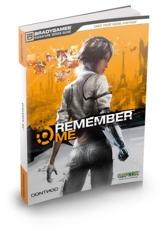 Remember Me Signature Series Strategy Guide de BradyGames