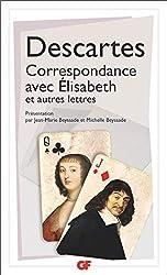 Correspondance avec Élisabeth et autres lettres de René Descartes