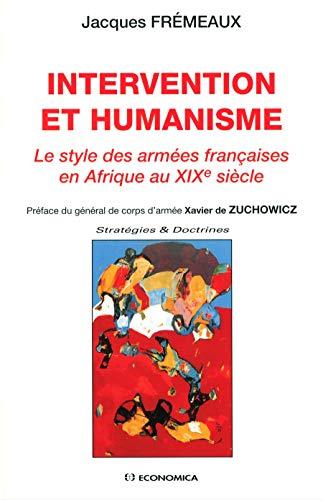 Intervention et humanisme