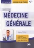 Dossiers de Médecine générale - Concours diplôme étranger