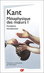 Fondation - Introduction (1) d'Emmanuel Kant