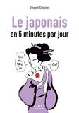 Petit Livre de - Le Japonais en 5 minutes par jour (Le petit livre) - Format Kindle - 1,99 €