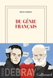 Du génie français - Format Kindle - 9,99 €