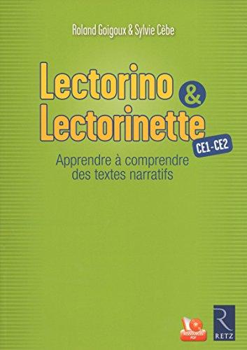 Lectorino & Lectorinette (Fichier + CD-Rom)