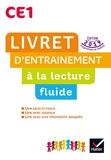 Lecture CE1 Ed. 2019 - Livret d'entrainement à la lecture fluide