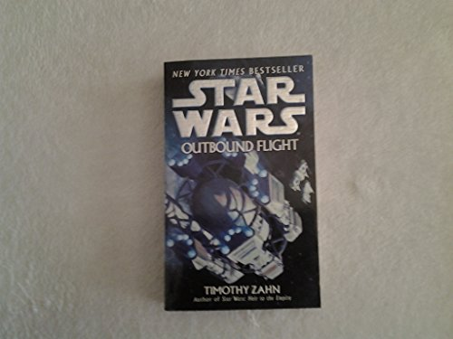 [ Star Wars: Outbound Flight By Zahn, Timothy](Author)Paperback