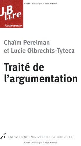 Traité de l'argumentation