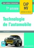 Technologie de l'automobile 1re année CAP MV (2017) Pochette élève (2017)