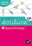 Les cahiers d'écriture CP - Cahier n° 1 APPRENTISSAGE - Hatier - 13/03/2019