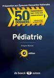 50 dossiers pédiatrie