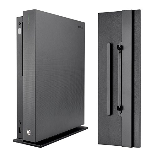 eXtremeRate Xbox One X Support Verticale, Support de Refroidissement pour Console Xbox One X Noir