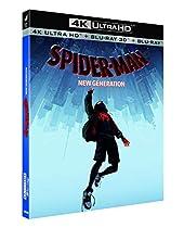 Spider-Man - New Generation [4K Ultra HD 3D + Blu-Ray]
