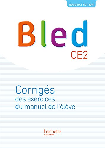 Bled CE2