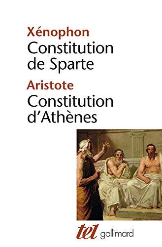 Constitution de Sparte