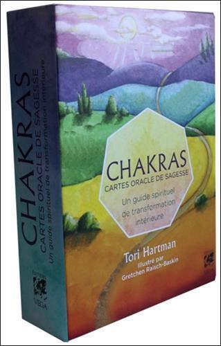 Chakras, cartes oracle de sagesse
