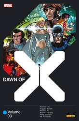 Dawn of X Vol. 03 de Jonathan Hickman