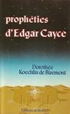 Les Prophéties d'Edgar Cayce - Editions du Rocher - 14/11/1997