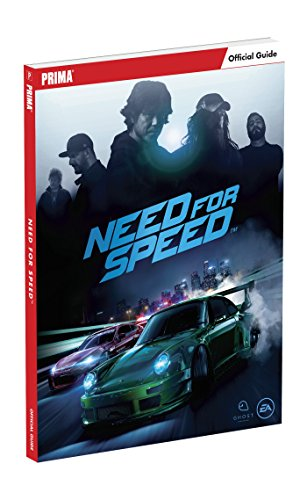 Need For Speed Standard Edition Strategy Guide