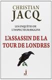 L'assassin de la tour de Londres - J Editions - 03/10/2011