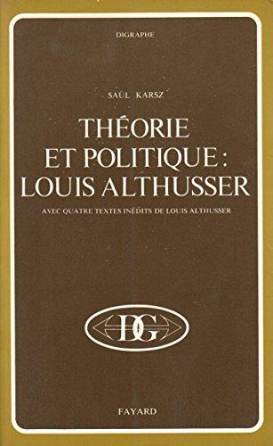 Theorie et politique